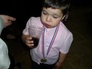 Dodjela medalji prvaku otoka