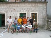Radna akcija sv Kuzma 2009