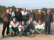 Boćari Levande osvojili 3. mjesto