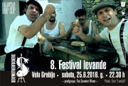 8. FESTIVAL LEVANDE!