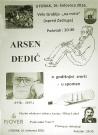 Večer u čast Arsena Dedića