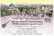 Najava 9. susreta Malo-Velo Grablje 2017