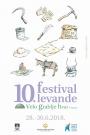 10. Festival levande !!!