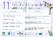 Program 11. festivala levande